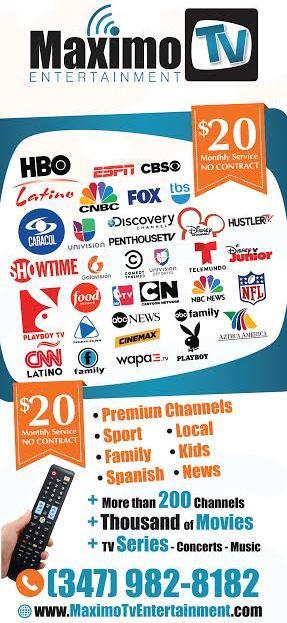 maximo tv